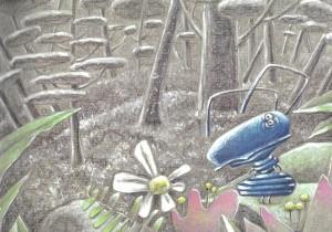 Azul, ¿otra hormiga negra?